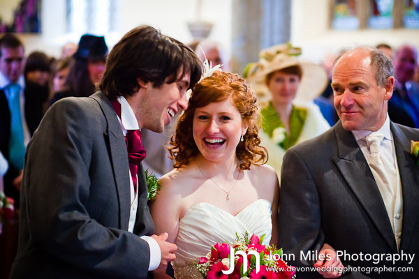Dartmoor Wedding Photographs - Devon Wedding Photography by John Miles