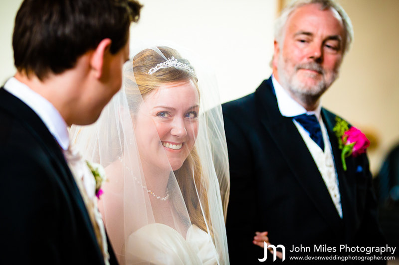 Emily Wells and Darren Oliver - St. Michael's, Exeter and Holne Park House Wedding