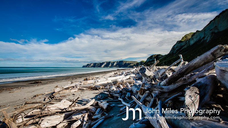 Waikari River Mouth and Beach Reserve
