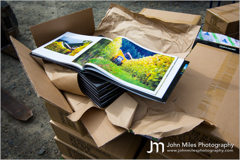 From Bud to Bottle book is delivered to Moana Park  Winery