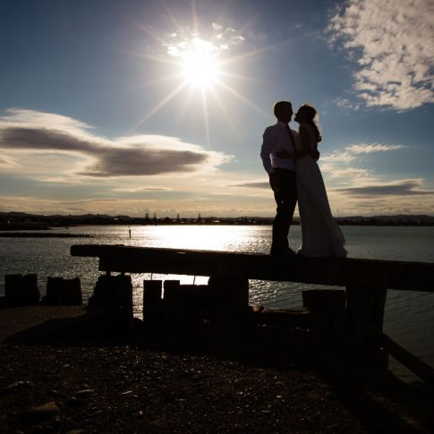 wedding couples photographs by hawkes bay photographer John Miles photography