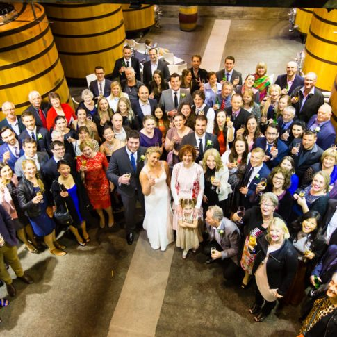 Digby & Stacey's Church Road Winery Wedding by Hawke's Bay Wedding Photographer John Miles Photography
