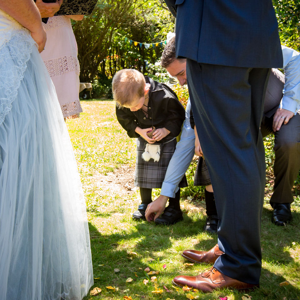 Anna & Richard's Hawke's Bay wedding at Home and at Clearview Estate Winery by Hawke's Bay Wedding Photographer John Miles